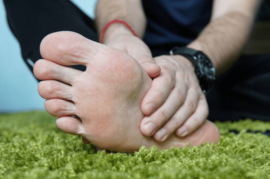 Plantar fasciitis – are your hamstrings involved?