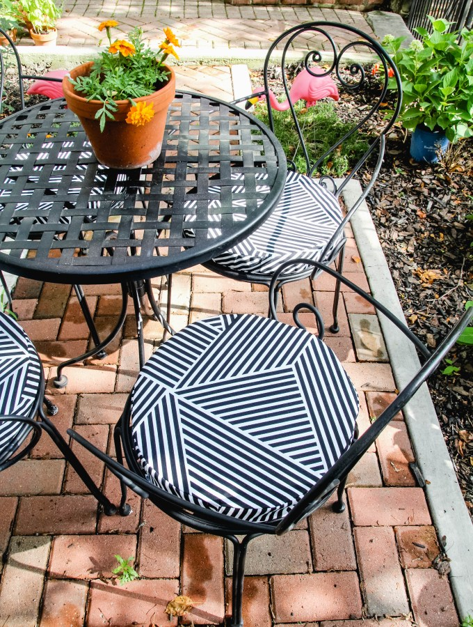SEW CUSTOM PATIO CUSHIONS