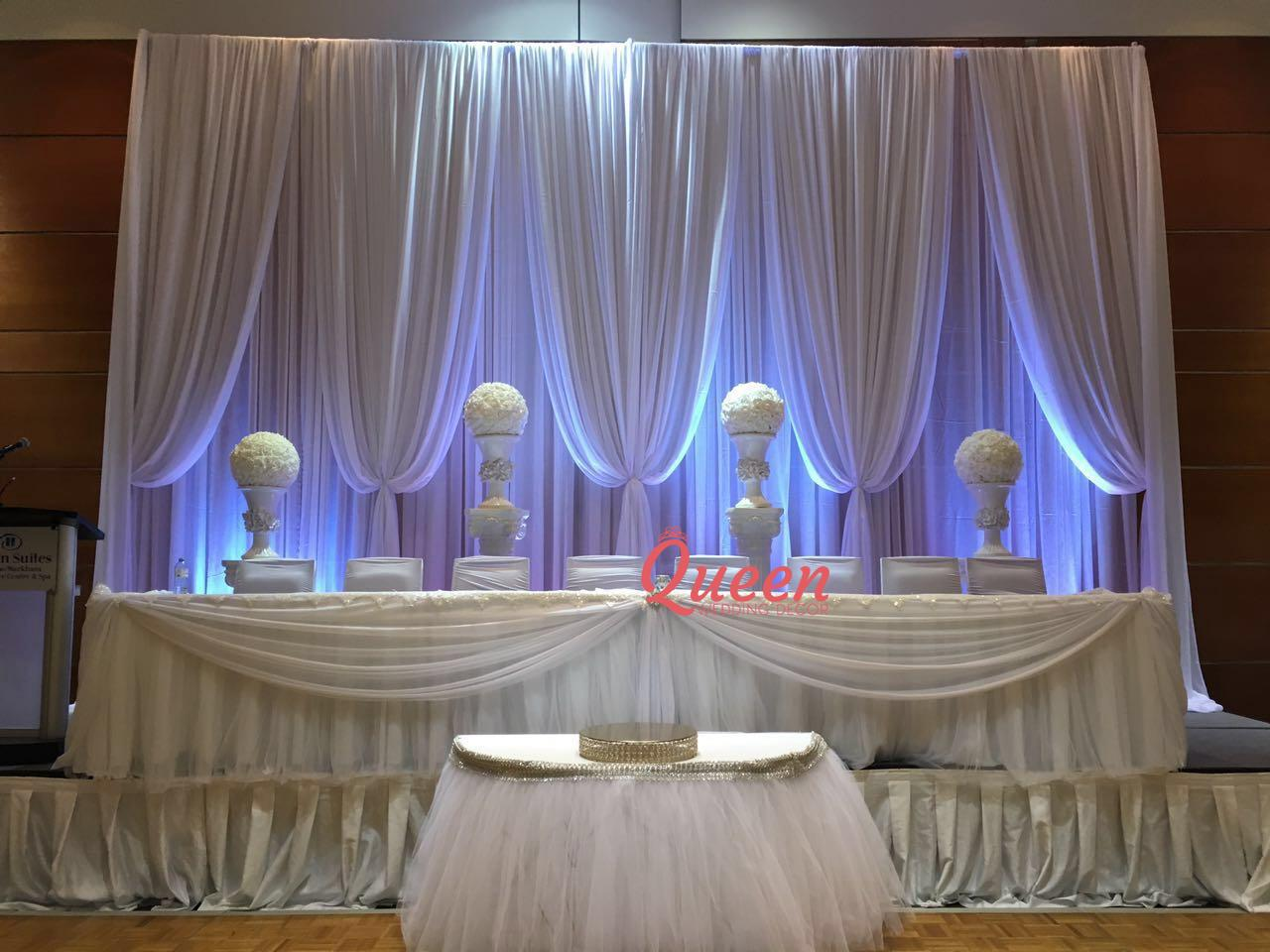 wedding chair cover hire scarborough memory foam desk cushion queen decor toronto markham mississauga