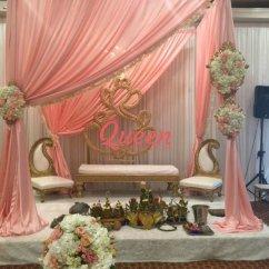 Wedding Chair Covers Toronto Beach Towel Clips Reception Decor Backdrop   Queen