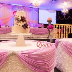Wedding Chair Cover Hire Scarborough Material To Dining Seats Table Decor And Covers Decorations Toronto