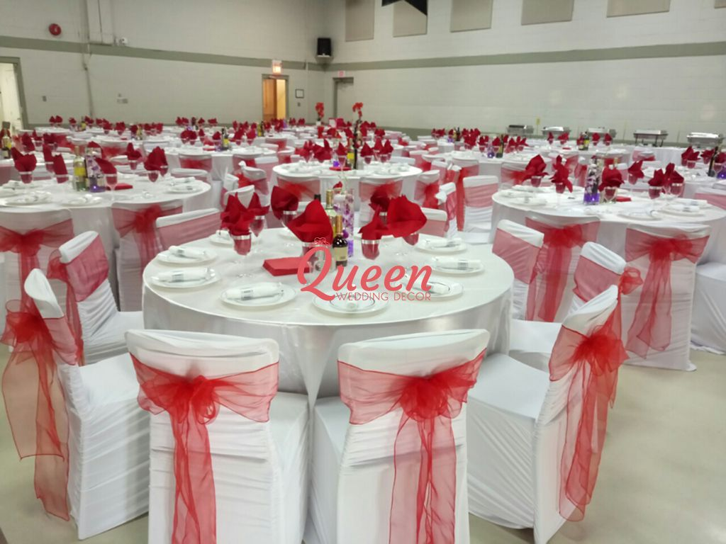 wedding chair covers toronto sayl by herman miller table decor and decorations