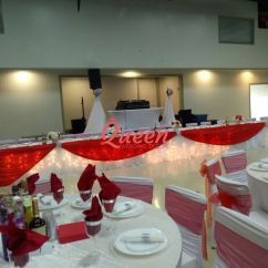 Elite Chair Covers Inc Chairs With Storage Ottoman Table Decor And Queen Wedding