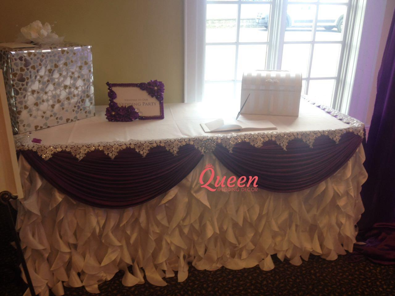 chair covers vaughan crate and barrel folding chairs table decor wedding decorations toronto