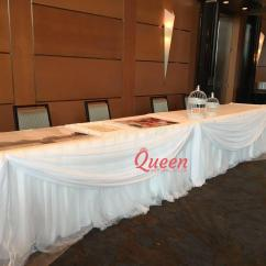 Wedding Chair Cover Hire Scarborough Table And Storage Racks Decor Covers Decorations Toronto