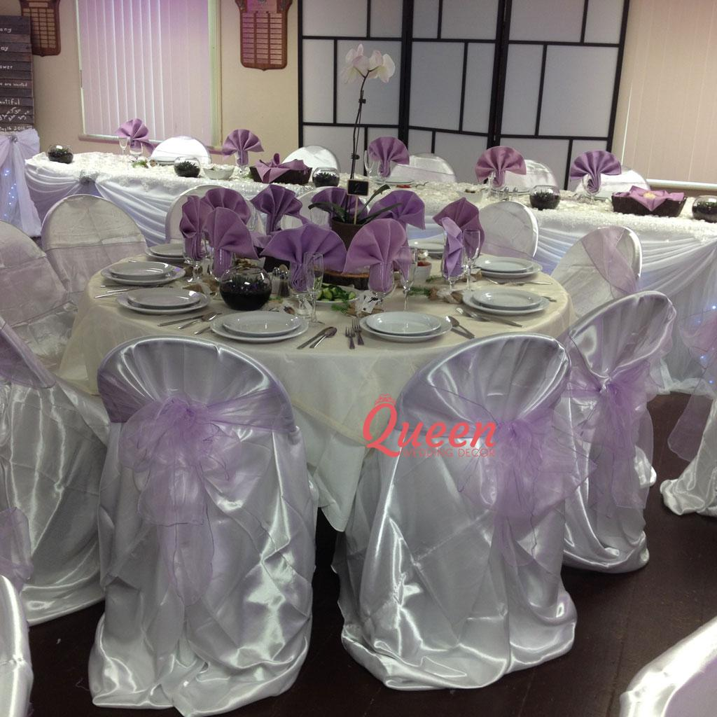 wedding chair cover hire scarborough metal dining table 0011 queen decor toronto markham
