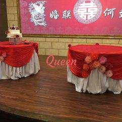 Elite Chair Covers Inc Sit Stand Mat Table Decor And Queen Wedding