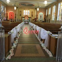 Chair Covers Hamilton Ontario Dining Seat Fabric St Lawrence Martyr Church | Queen Wedding Decor