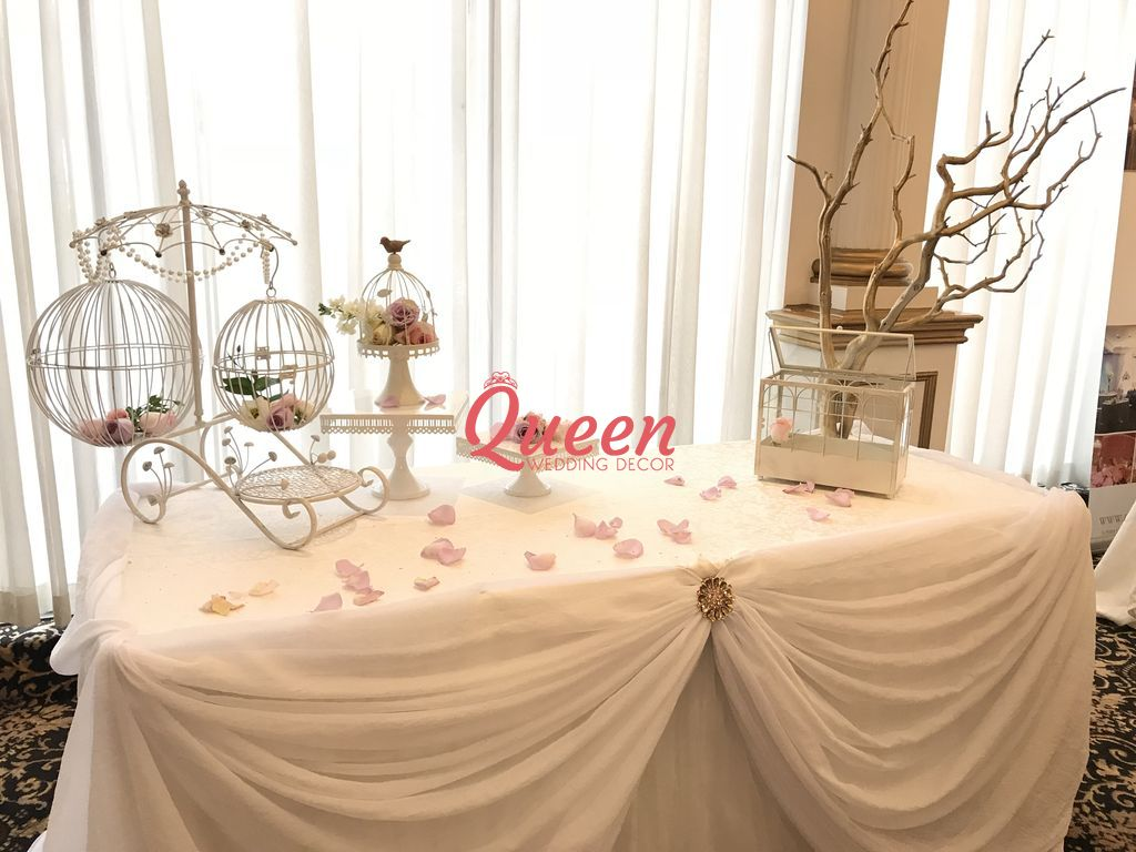 wedding chair cover hire brighton office quikr chennai table decor and covers queen