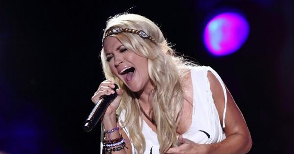 Carrie Underwood ist nach Ansicht der