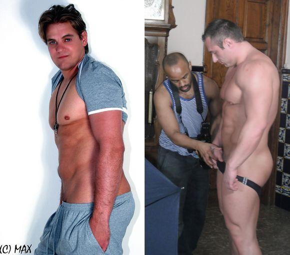 double gay blow job