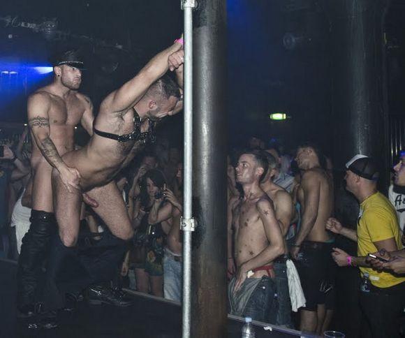 Gay Porn News Zeb Atlas, Marc Dylan, Collin Oneal, Riley -3192