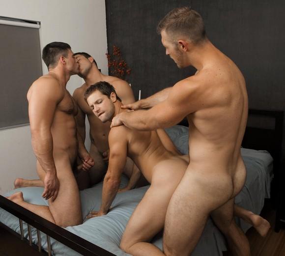 Gay Porn Randy Blue Boys Night Out