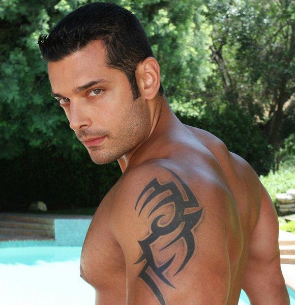 Introducing Marcus Ruhl The Hunky Latino Gay Porn Star-6656