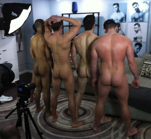 Randy Blue Gay Porn Stars Do The Harlem Shake Video-7001