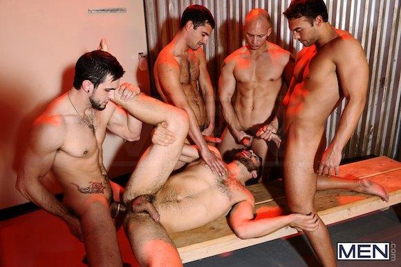 Firehouse Orgy