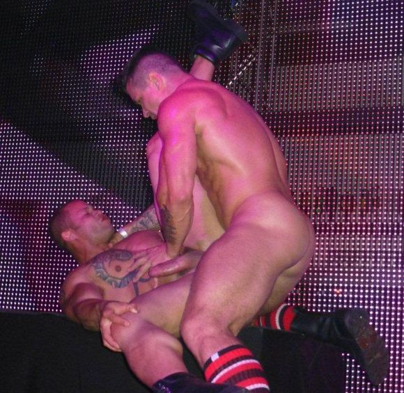 Hustlaball Brussels 2013 Highlight Gay Porn Stars Matthew -7480