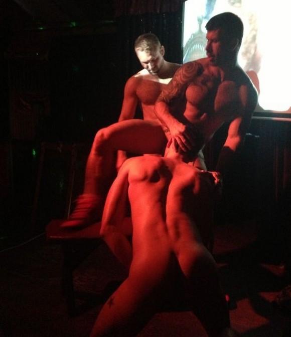 Gay Live Sex Show 15