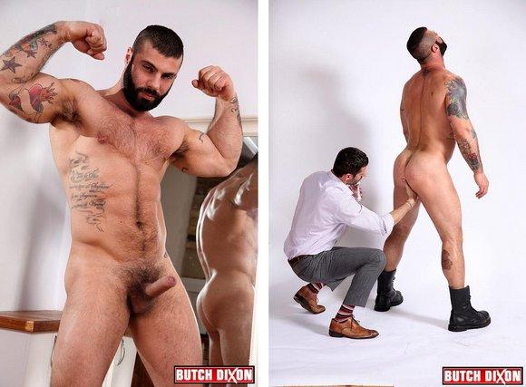 Alex Marte Antonio Garcia Butch Dixon 1
