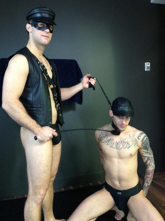 Gabriel Clark Ben Rose Kinky Men of Montreal 1