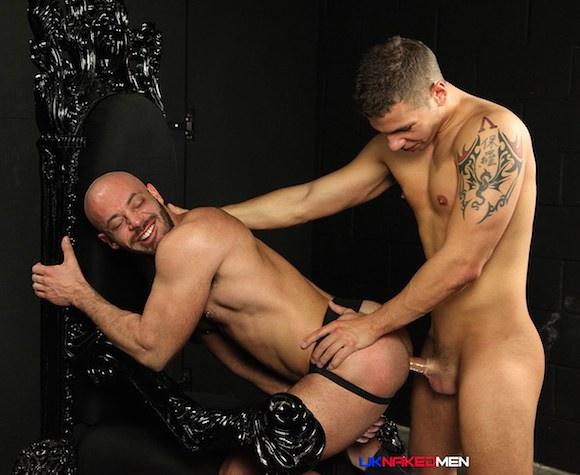 Paul Walker Bruno Fox UK Naked Men