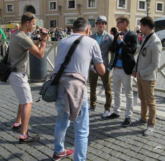 Bel Ami Kevin Warhol Joel Birkin Gino Mosca Luke Hamill Scandal in Vatican 2