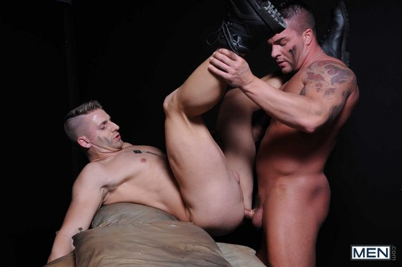 Braden Charron Fucks Logan Vaughn 2