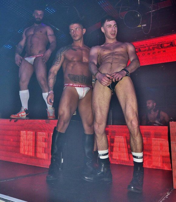 SEX CIRCUS Gay Porn Stars London 14