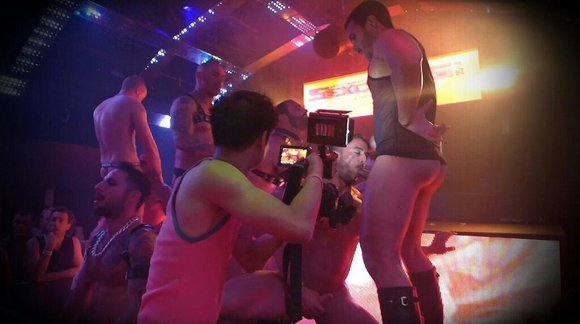 SEX CIRCUS Gay Porn Stars London 27