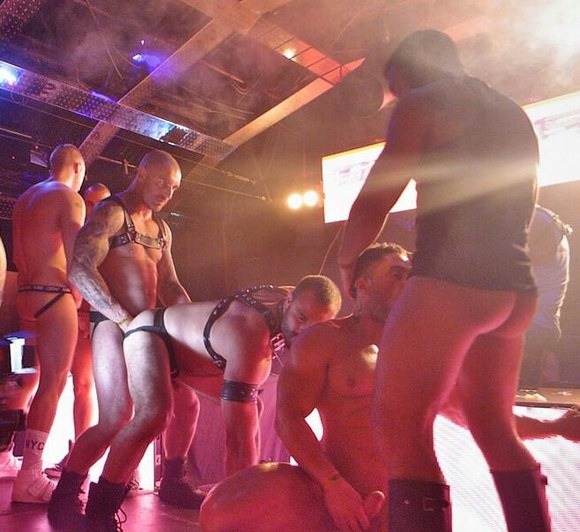 SEX CIRCUS Gay Porn Stars London