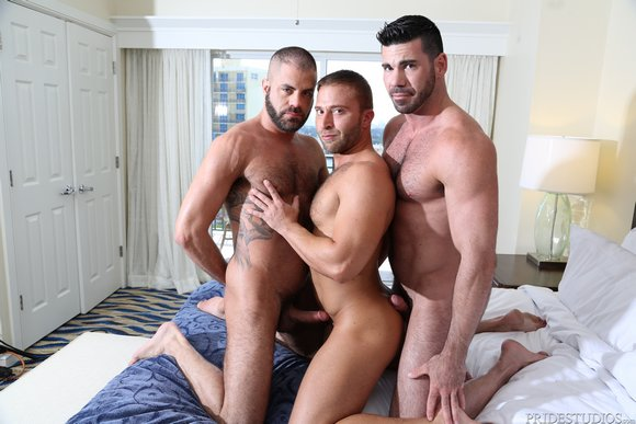 JR Bronson Billy Santoro Marcus Isaacs 2
