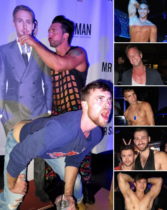 Cybersocket Award 2015 Gay Porn Stars