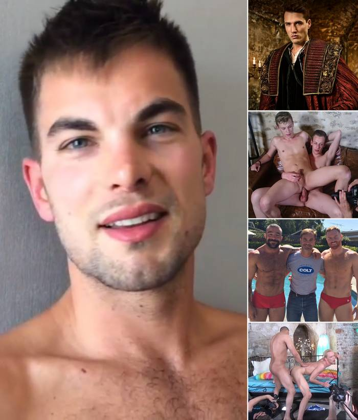 Gay Porn Malachi Marx Theo Ford Vincent Tyle Brian Maier Kris Blent