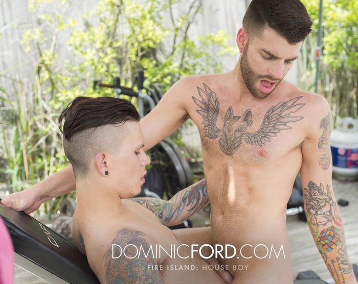 Alex Braxton Seth Knight Gay Porn DominicFord