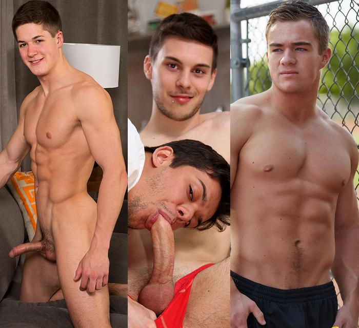 Nathan Marco Ramsay Dyego Ace Eric Gay Porn Stars