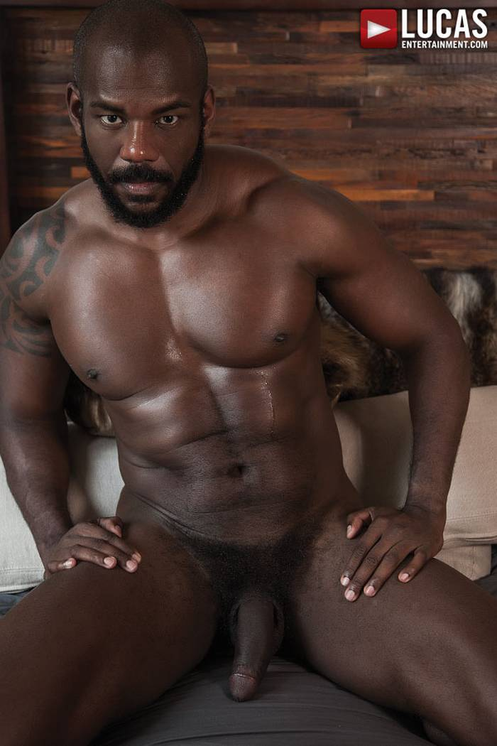 Black Gay Prone