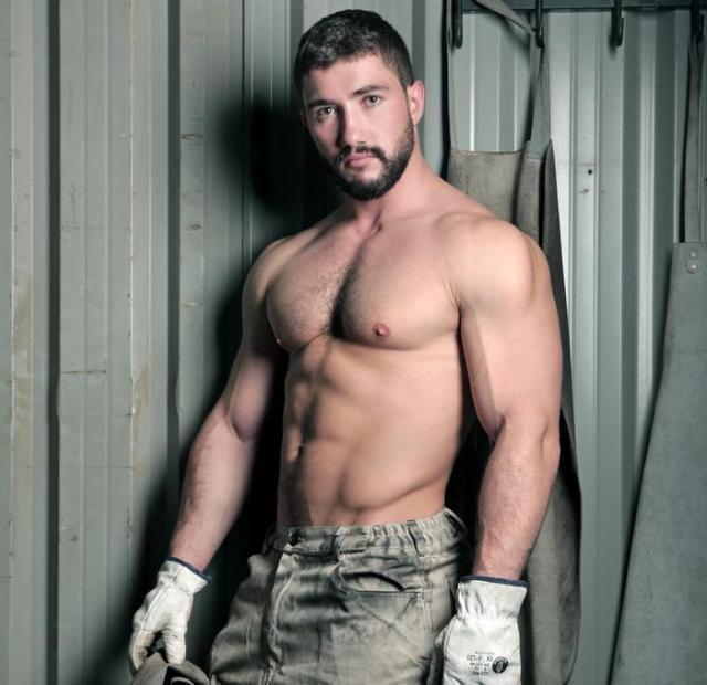 Marco Rubi Muscle Gay Porn Star Menatplay 2015