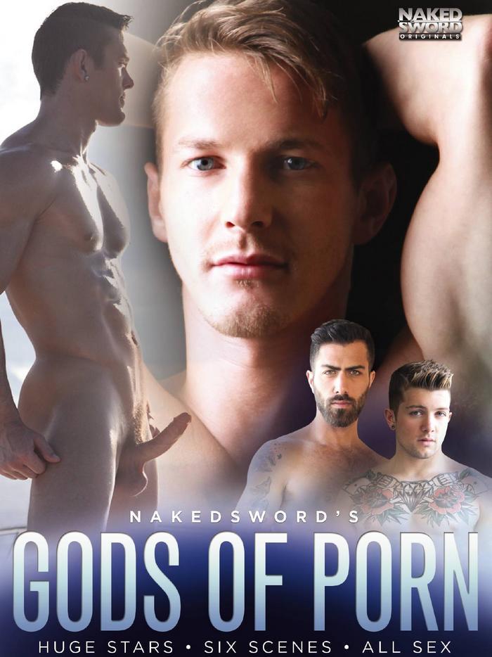God of Porn Darius Ferdynand Ryan Rose Adam Ramzi Sebastian Kross