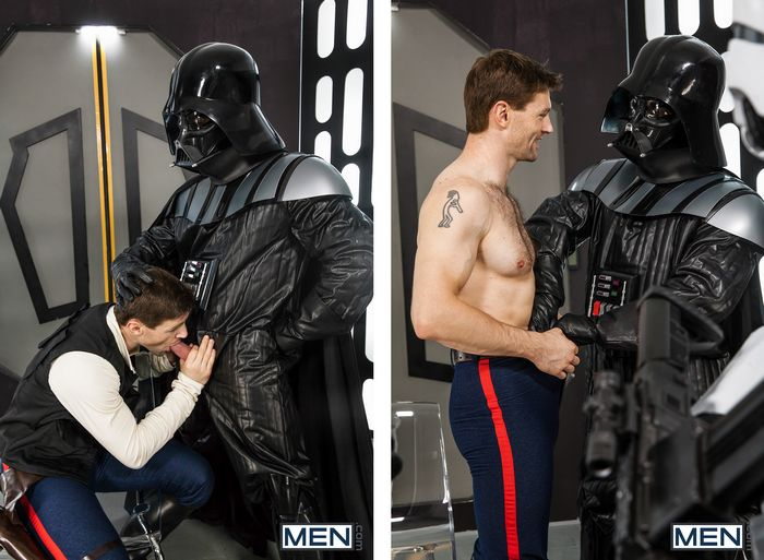 Han Solo Dennis West Gets Fucked By Darth Vader In Star -9930