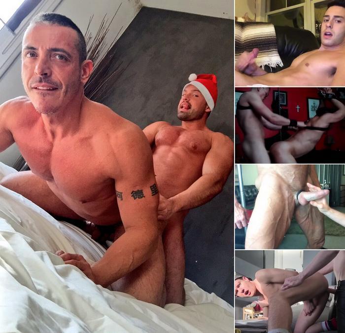 Gay Porn From Twitter Gabriel Lunna, Marc Ferrer, Dallas -8334