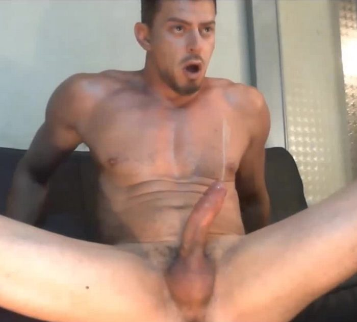 Cum free gay shot video