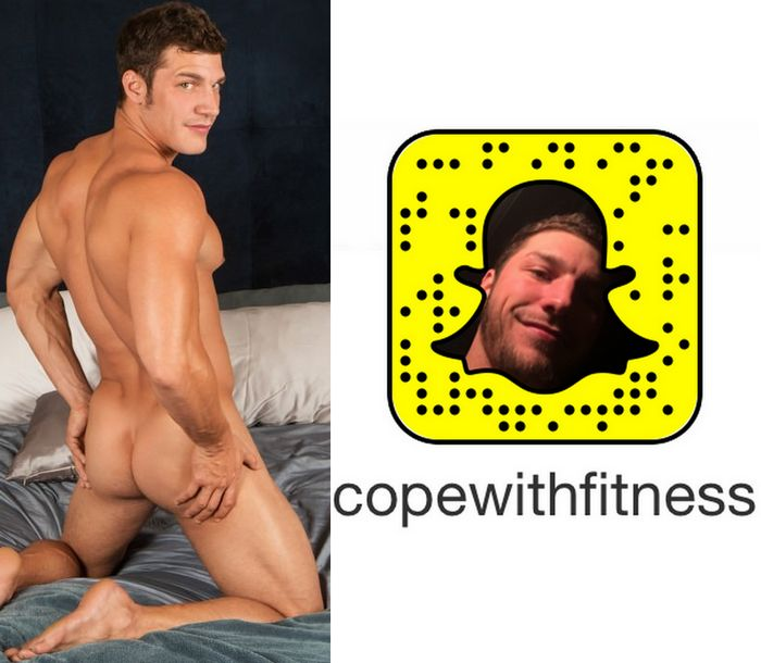 Brandon Sean Cody Gay Porn Star King Jeffdon Snapchat Snapcode