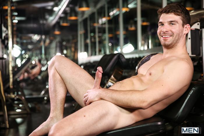 Dustin Holloway Gay Porn Star Naked