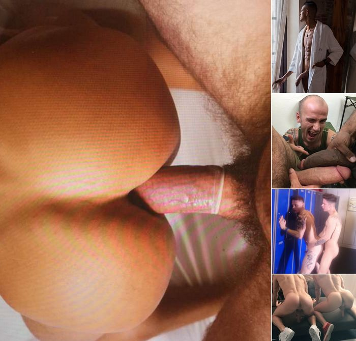 Gay Porn Star Sean Costin Eduardo Cam Christou Angel Cruz Chris Loan