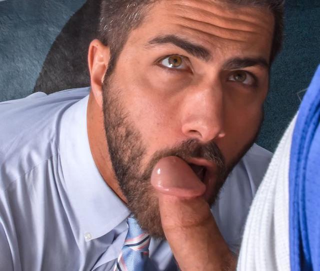 Adam Ramzi Gay Porn Star Nick Prescott Titanmen