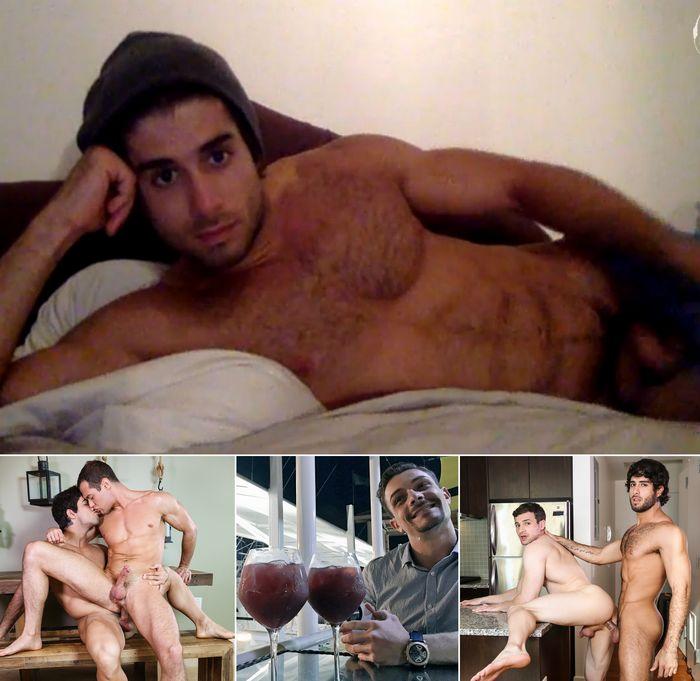 Diego Sans Gay Porn Star Carter Dane Brendan Phillips Erik Andrews