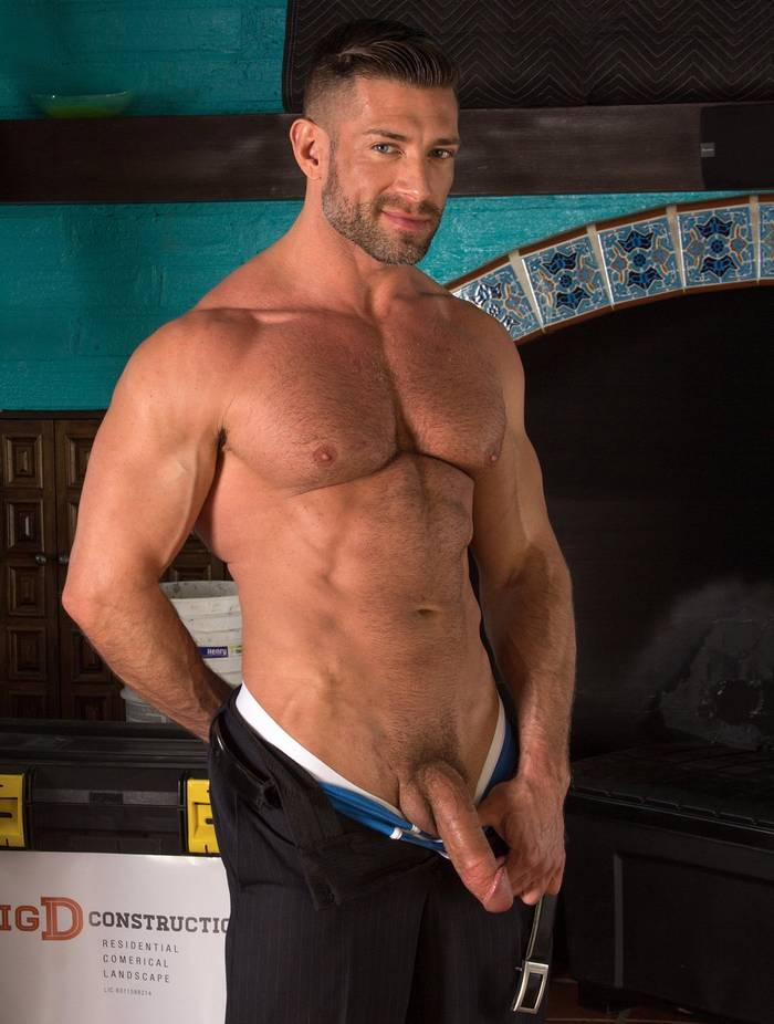 Bruce Beckham Stunning Pictures By Mark Henderson  New Titanmen Movie Where He Bottoms For Dallas Steele-8990