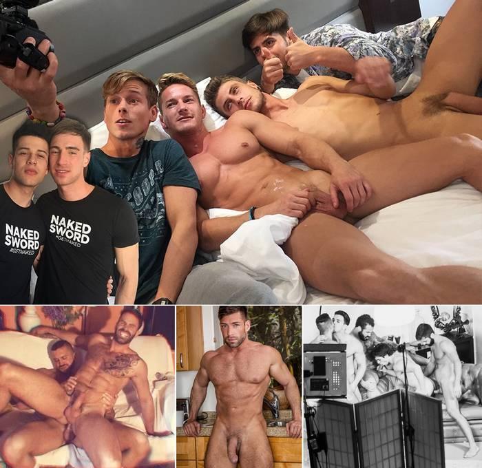 Gay Porn Star Darius Ferdynand Kevin Warhol Jack Harrer Dani Robles Bruce Beckham
