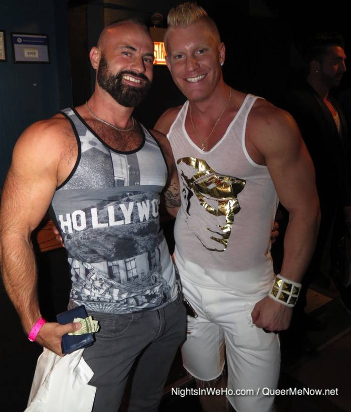 Grabby Awards 2016 Gay Porn Stars Collin ONeal JohnnyV
