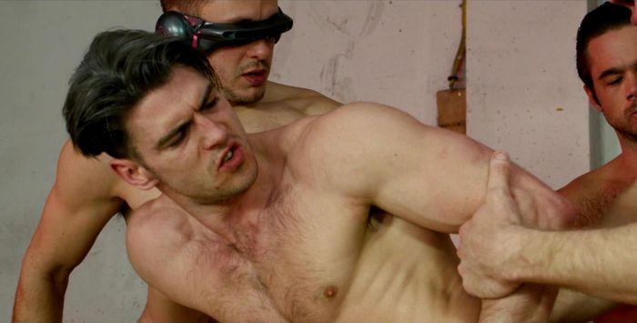 gay cowboy movie oscar parody